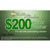 $200 Voucher JMS Productions
